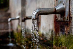 schlechtes Trinkwasser