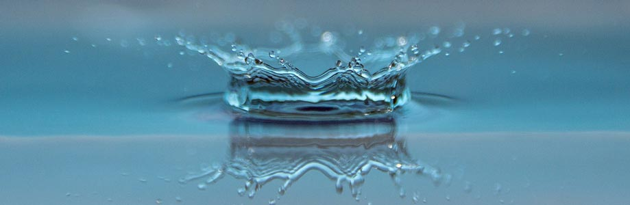 Osmose Wasser im Vergleich mit destilliertem Wasser